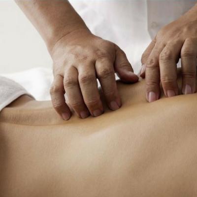 Shiatsu massage (40 min.)