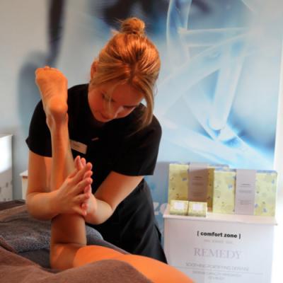 Lomi Lomi massage (25 min.)