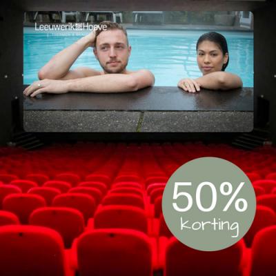 Entree 50% bioscoop Drachten